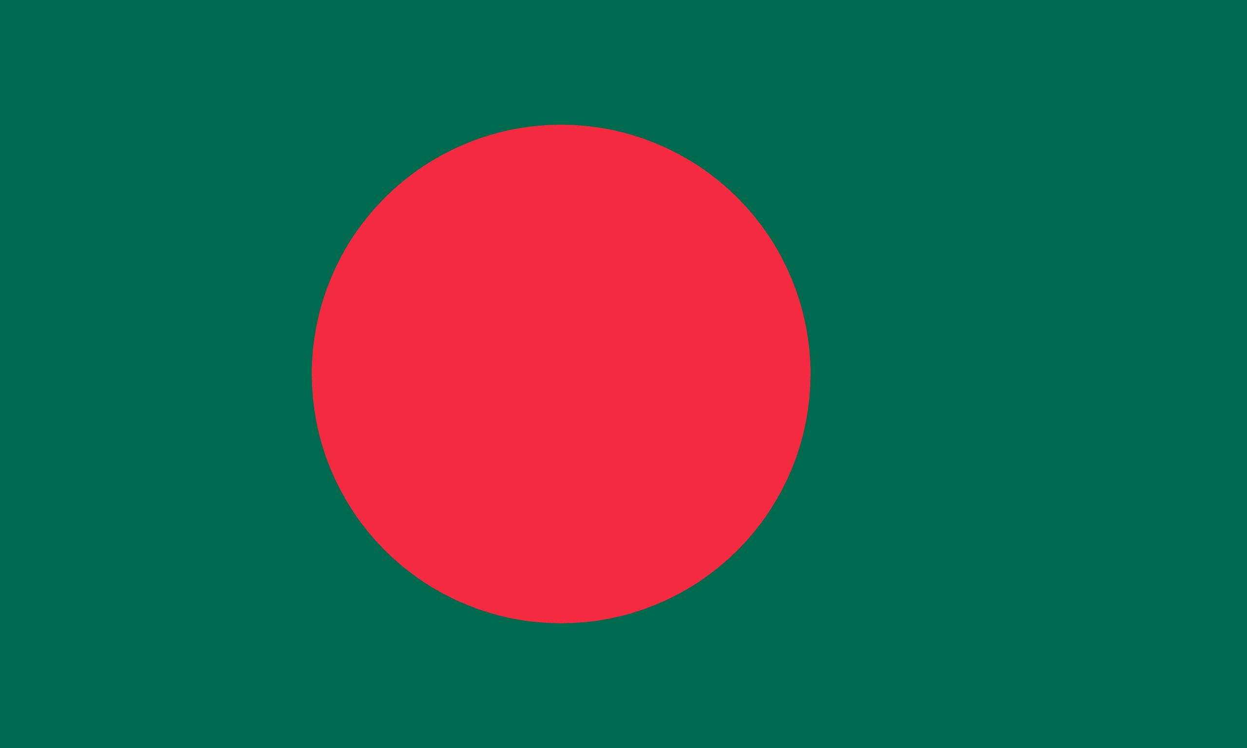 Bildergebnis für bangladesch flagge