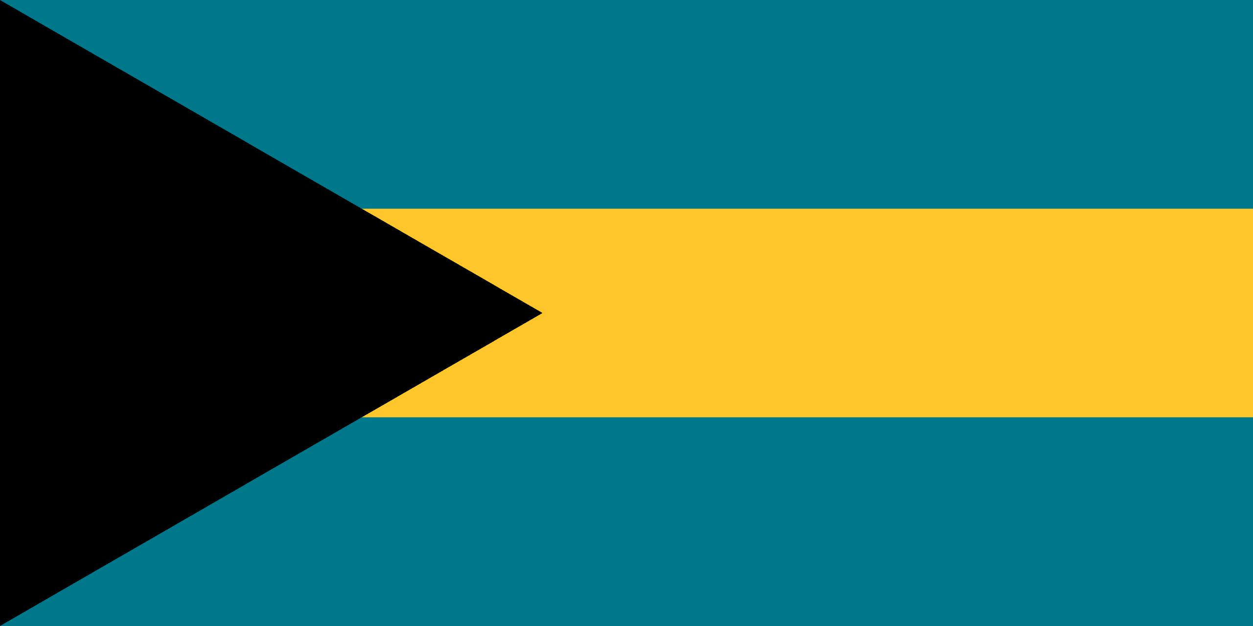 Bahamas Flag Code